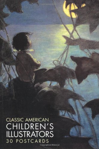 Classic American Children's Illustrators: 30 Postcards