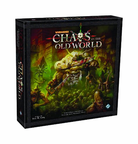 Chaos in the Old World (Warhammer Board Game compare prices)
