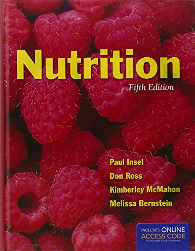 Discovering nutrition 3rd edition