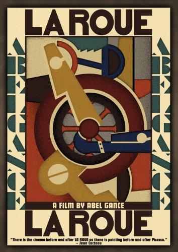 La Roue /鉄路の白薔薇 [Import] [DVD]