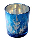 Leaf Votive Tealight Candle Holder