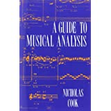A Guide to Musical Analysisby Nicholas Cook