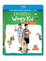 Diary Of A Wimpy Kid Dog Days Blu-ray by 20th Century Fox
