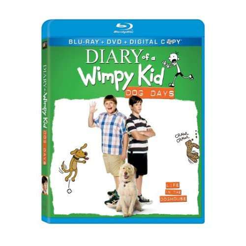 Diary of a Wimpy Kid: Dog Days / Дневник слабака 3 (2012)