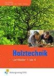 Holztechnik: Lernfeld 1-4: Sch�lerband