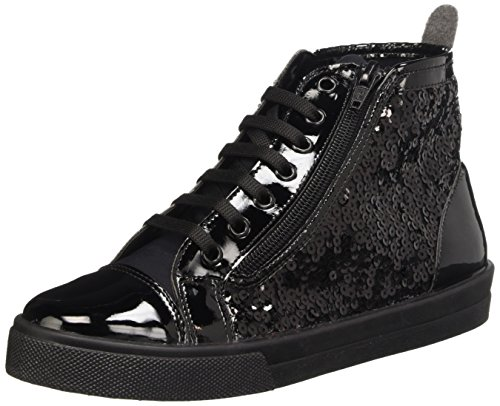 North Star 5496254 Scarpe a collo alto, Donna, Nero, 38