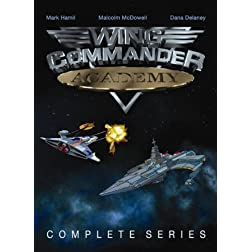 Wing Commander Academy: Complete Series