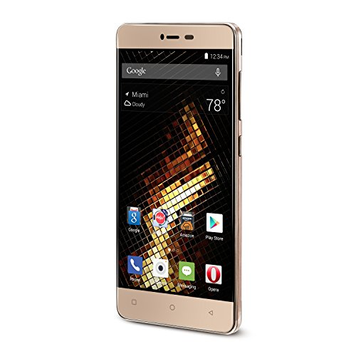 BLU Energy X 2 – With 4000 mAh Super Battery – US GSM Unlocked Smartphone – Gold