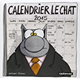 Calendrier Le Chat 2015