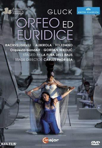 DVD : Orfeo Ed Euridice