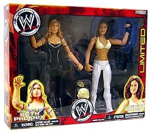 WWE Diva Actionfigures