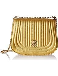 Lino Perros Women's Handbag (Gold)