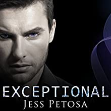 Exceptional: Exceptional Series, Book 1 (       UNABRIDGED) by Jess Petosa Narrated by Emily Durante