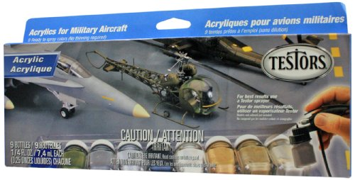 Testors Aircraft Spraying Acrylics Paint (Model Paint compare prices)