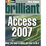 Brilliant Access 2007by Mr Steve Johnson