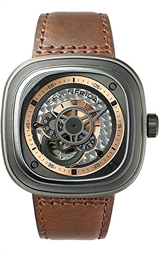 (セブンフライデー) SEVENFRIDAY 腕時計 インダストリアル レヴォリューション SFP2/01 メンズ [並行輸入品]