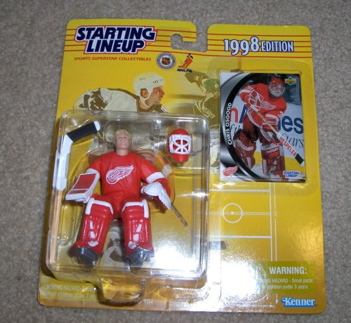 1998 Chris Osgood NHL Starting Lineup - 1