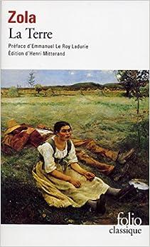 Amazon.com: Terre (Folio) (9782070371778): Emile Zola, Marcel Girard