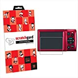 Original Scratchgard Ultra Clear Screen Protector For Canon Powershot IXUS 160
