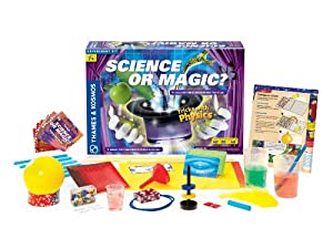 Thames and Kosmos Science or Magic Science Kit