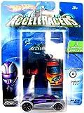 Hot Wheels AcceleRacers Silncerz Iridium #4 of 9