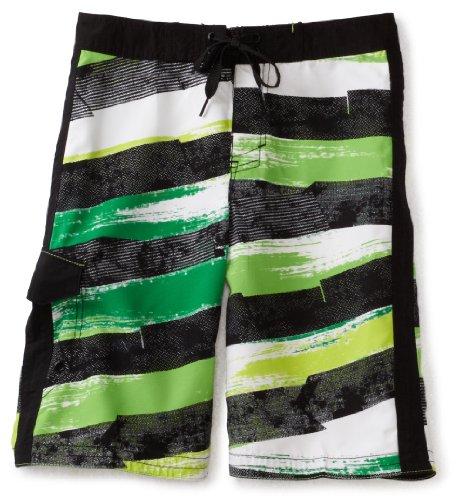 Пляжные шорты для мальчиков Micros Boys 8-20 Staggered Boardshort