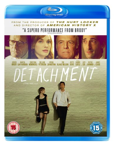 Detachment [Blu-ray] [Reino Unido]