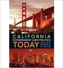 california government politics annual