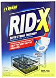 RID-X Septic Tank System Treatment, 3-Dose Powder, 29.4 Ounce
