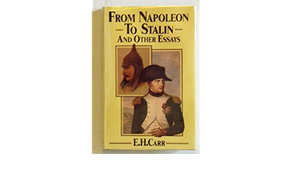 From Napoleon to Stalin and Other Essays