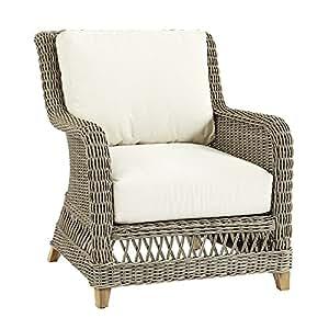 Laurel lounge chair ballard designs patio for Ballard designs chaise lounge