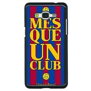 Jugaaduu Barcelona Back Cover Case For Samsung Galaxy Grand Prime G530H