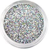 Moyou Nail Art Tiny Hexagon Glitters - Silver(AGP-11703)