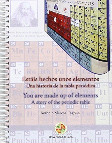 ESTÁIS HECHOS UNOS ELEMENTOS (Material docente multimedia)