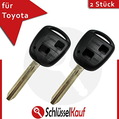 2-stuck-toyota-schlussel-gehause-aygo-corolla-avensis-rav-auto-rohling-toy43-neu