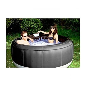 jacuzzi gonflable ospazia 4 places jardin places jardin m132. Black Bedroom Furniture Sets. Home Design Ideas