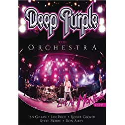Deep Purple & Orch: Live at Montreux 2011