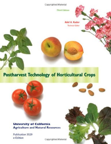 Postharvest Technology of Horticultural