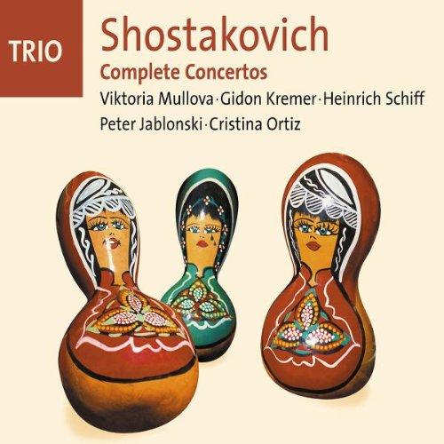 Shostakovich: Complete Concertos (Shostakovich Symphony 3 compare prices)
