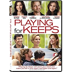 Playing for Keeps (+UltraViolet Digital Copy)