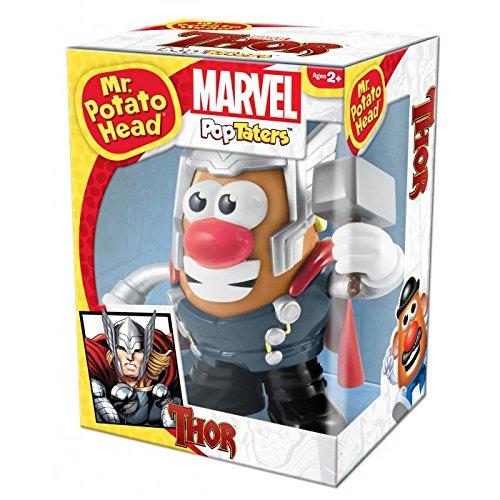 PPW Marvel Comics Thor Mr. Potato Head Toy Figure (Marvel Potato Head compare prices)