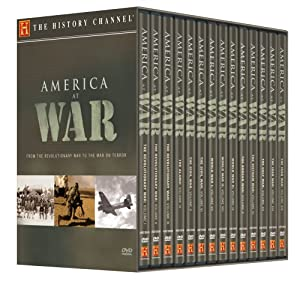 America at War Megaset (History Channel)