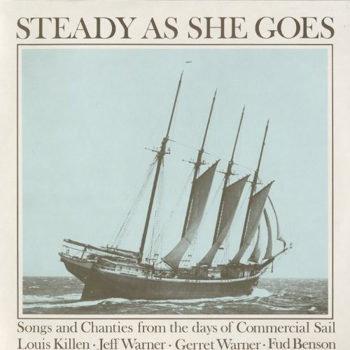Steady as She Goes: Songs and Chanties from the Days of Commercial Sail (Commercial Songs compare prices)