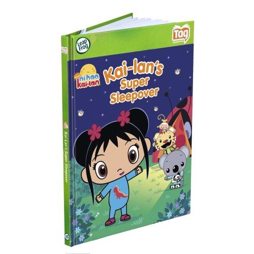 Leapfrog Tag Activity Storybook Ni Hao, Kai - Lan: Kai - Lans Super Sleepover - 1