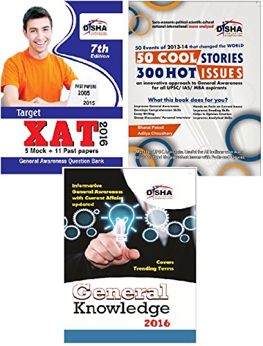 XAT Simplified 2016 (Past Papers + Mock Tests + General Awareness) (Old Edition)