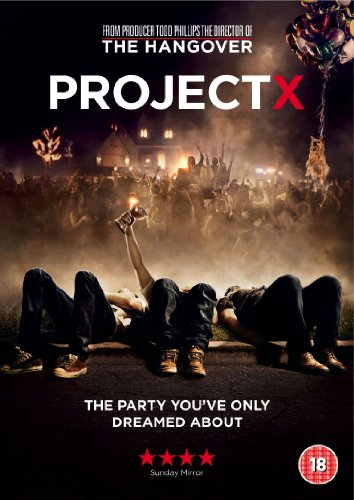 Project X [DVD] (18)