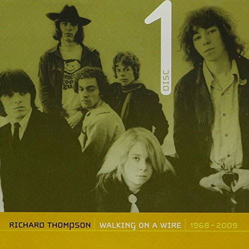 Walking On A Wire: 1969-2009 [4 CD]