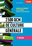 2500 QCM de culture g�n�rale 7e �dition