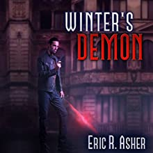 Winter's Demon: Vesik, Book 3 (       UNABRIDGED) by Eric Asher Narrated by William Dufris