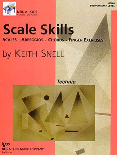 GP680 - Scale Skills - Preparatory Level